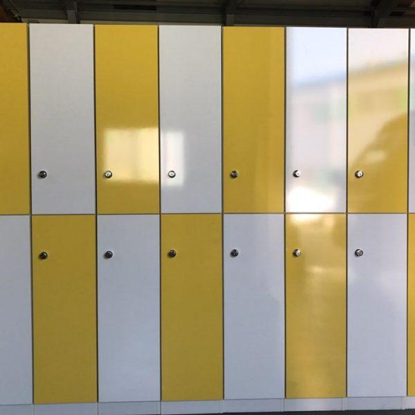2단 노랑+화이트 (W300*H900*D490)