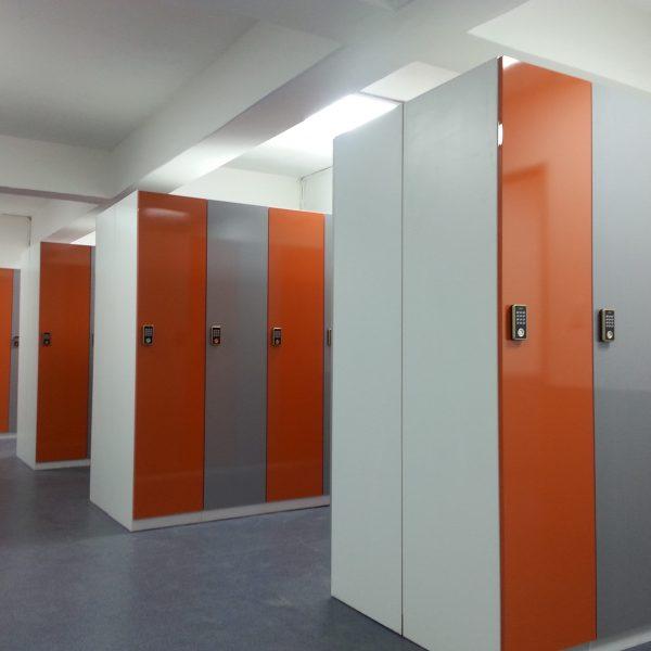 1단 오렌지+그레이(W300*H1870*D490)